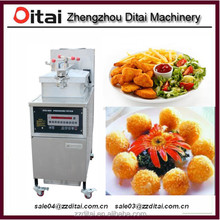 Hot selling electric frying machine chicken,fried chicken equipment