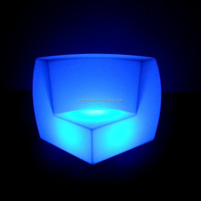 Illuminated LED Furniture With Light Color Change