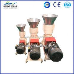 Customized appearance large capacity CE passed teak wood sawdust pellet mill