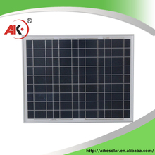 High demand 40w solar panel for solar power system