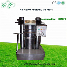 peanut oil press machine/Best Selling populared olives hydraulic oil press machine for sale