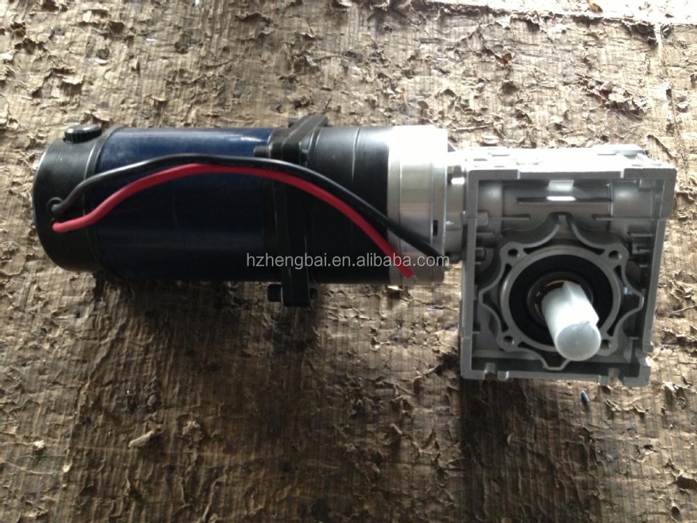 24V DC gear motor,700w