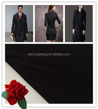 High quality tc peach skin waterproof breathable fabric used for thin trench coat
