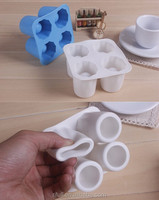 wholesale new arrival silicone mold for drink cup and ice cream 2015 summer