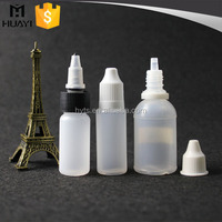Eye Dropper squeeze bottle, plastic squeeze bottle with nozzle,plastic e-liquid bottle squeeze
