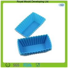 Molde de pastel de silicona promocional