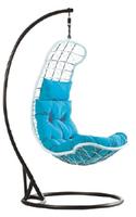 Charming love All weather rattan/Wicker/Cane Heavy duty hammock balcony patio swing hang chair