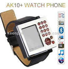 watch phone quad band dual sim cards with camera moble phone