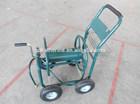 Mangueira de jardim carrinho real TC1850; swing enrolador carrinho de ferramenta