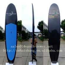 Popular professional carbon paddle board/ Epoxy fiberglass SUP board/surfboard