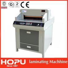 de cortar papel guillotina máquina