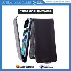 Fashion Design Flip cover case Custom leather Case For Iphone 6 Alibaba Wholesale