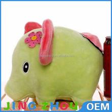factory custom any colour soft stuffed mini plush elephant toy
