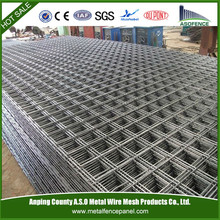 alibaba factory direct 6x6 concrete reinforcing welded wire mesh / concrete reinforcement wire mesh / reinforcing mesh