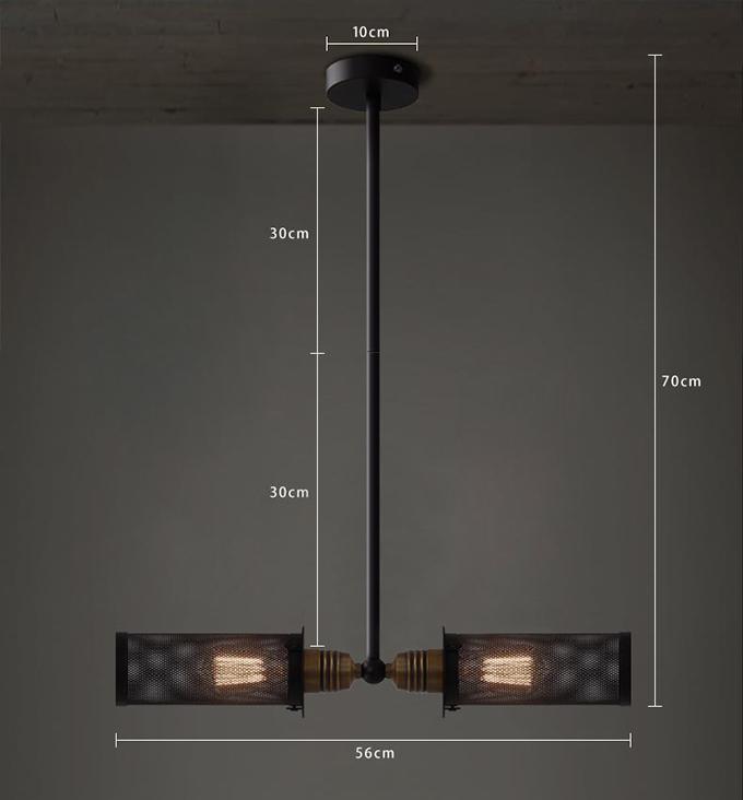 Retro estilo Americano luz pendente Industrial/lâmpada-Lustres de teto-ID do produto:60203697830 ...