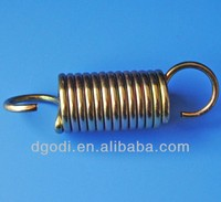small stainless steel tension coil springs