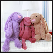 plush animals bunny toys with pp cotton stuffed
