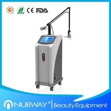 10600nm Laser Skin Resurfacing Medical Beauty Equipment RF Tube Fractional CO2 Laser