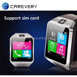 cheap android watch phone with sim card slot, smart watch and phone cheap price China