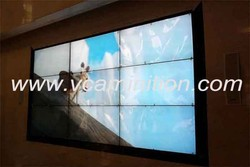 5.3mm 3x3 ultra narrow bezel 700nits AUO Screen 46 inch lcd video wall