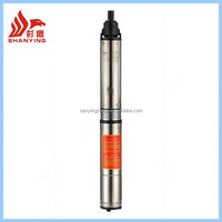 Y100QJ series home use deep well submersible pump