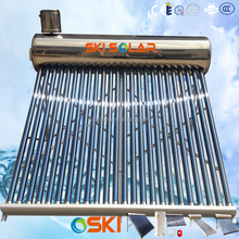sabs approve solar water heaters