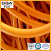 Industrial Kichen Use Yellow 8mm Propane LGP Gas Hose
