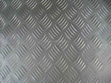 1100 2024 3003 5052 6061 7021 7075 Aluminum Plate Alloy Checkered