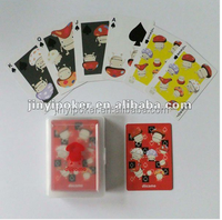 Japanese customsized paper playing cards