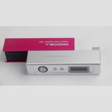 Innokin Disrupter 50W box mod, features Innokin's innovative new removable Innokincell Lipo battery technology