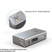 Kamry best seller wholesale vaporizer 7~30w Kamry30 mini box mod cigarette rolling machine