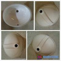 Toto sanitary ware counter top wash basin
