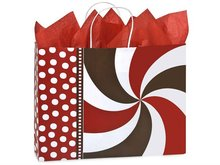 VOGUE Berry Malt Twist Paper Bag