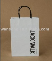 Luxury paper promotional bag