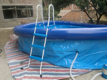 2015 hot PVC summer inflatable adult swimming pool