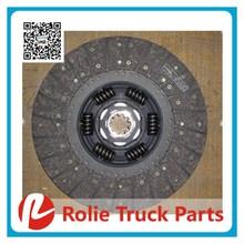 79-300-002 DAF heavy duty truck parts oem 1878049305 truck spare parts twin disc clutch, clutch disc manufacturers