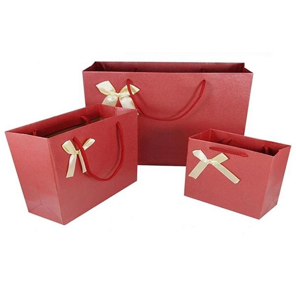 Bijoux cadeau sacs en papier pour le mariage sacs d - Petit sac en papier pour mariage ...