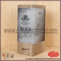 Magnum Cardboard Paper Hot Sale Wine Set Box