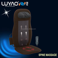 2014 Kneading neck and back massage cushion for home and car use LY-803A-2