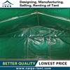 Green army military tent with lower price for sale