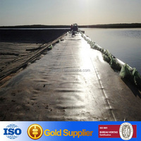 HDPE Plastic Waterproof Membrane Used as Dam HDPE Material