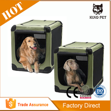 soft dog crate/dog crate/dog travel crate
