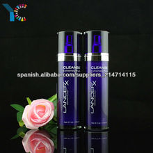 Acrílico cosméticos garrafa de vácuo