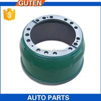 Taizhou GutenTop light truck auto parts parking brake drum OEM 1599678