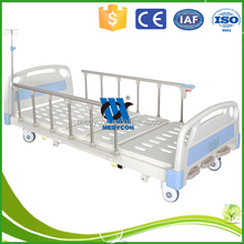 MDK-T216 parts/ Hospital Crib 3 Functions , ABS Headboard Manual Hospital iron bed