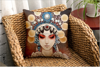 2015 china Wholesale Factory Directly of Alibaba sell well Fashion modern drama actress pillow case