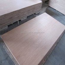 1220*2440*2.5mm plywood for decoration and furniture backboard