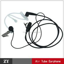 Walkie Talkie /Two Way Radio Air Acoustic Clear Tube Headset