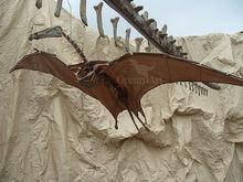 Simulación dinosaurio esqueleto, Dinosaurio modelo de simulación