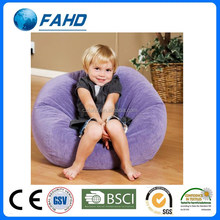 new arrive baby bean bag chairs purple fabric lazy sofa
